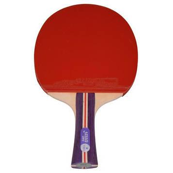 Ракетка для настольного тенниса в чехле для детей взрослых.