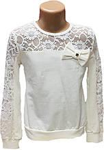 Школьная блуза для девочки, 140см