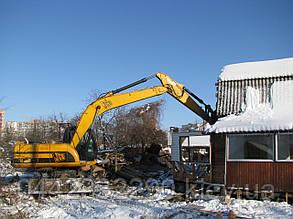 Снос зданий, сооружений Киев