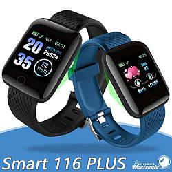Смарт часы (Smart Watch 116plus+) Умные фитнес часы спортивные