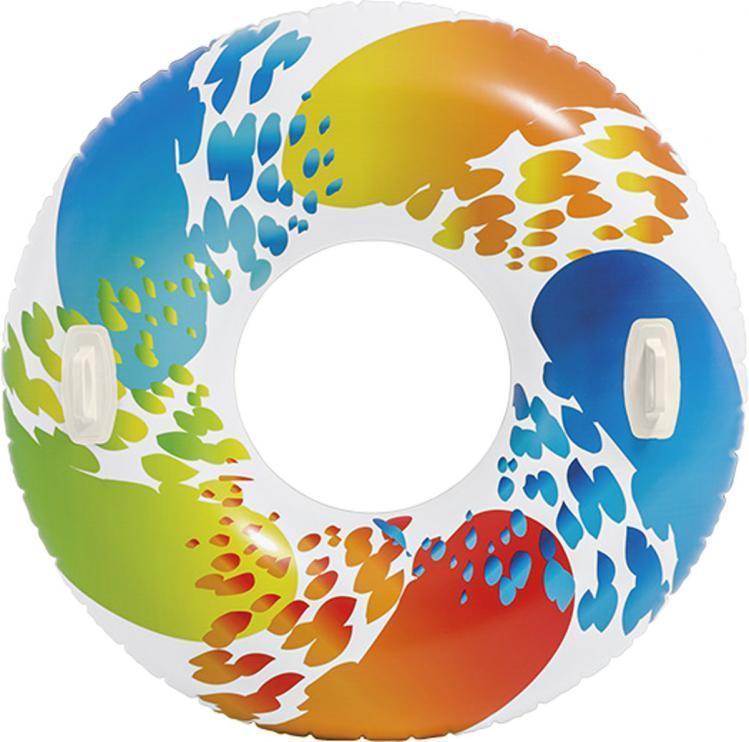 Надувной круг Intex 58202 с ручками