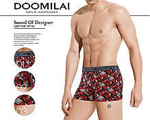 Мужские боксеры стрейчевые из бамбука «DOOMILAI» Арт.D-01260, фото 2