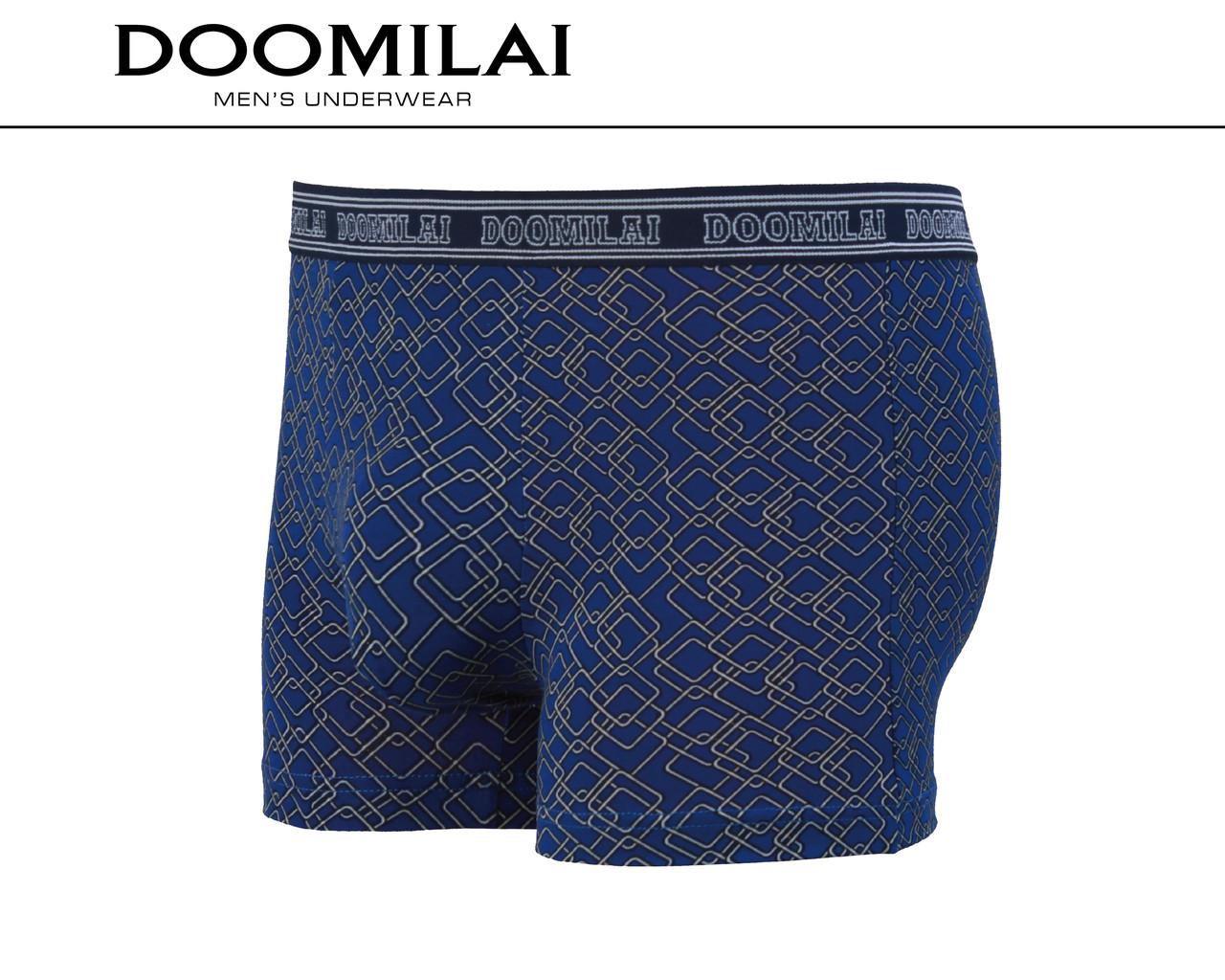 Мужские боксеры стрейчевые из бамбука «DOOMILAI» Арт.D-01261