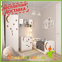 Детская комната «MDF FLY»  Звездочки