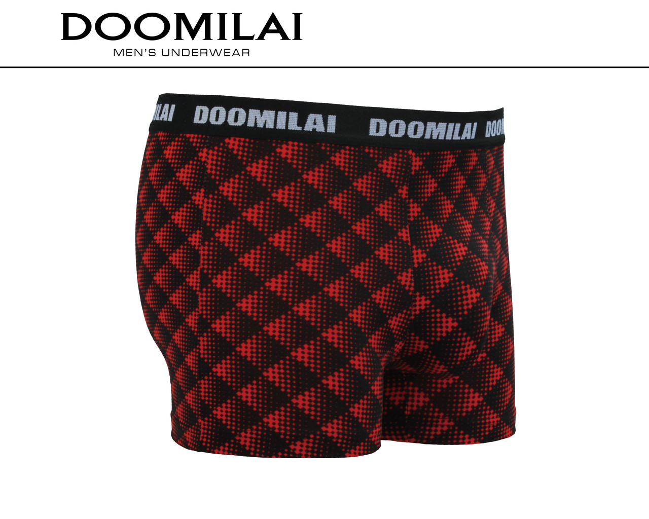 Чоловічі боксери стрейчеві з бамбука «DOOMILAI» Арт.D-01267