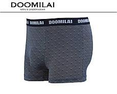 Чоловічі боксери стрейчеві з бамбука «DOOMILAI» Арт.D-01268, фото 3