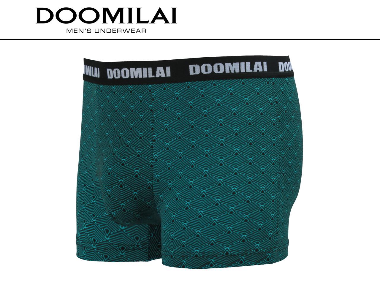 Чоловічі боксери стрейчеві з бамбука «DOOMILAI» Арт.D-01268