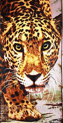 Пляжное полотенце Тигр