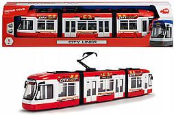 Трамвай іграшковий Dickie Toys 3749017 червоний