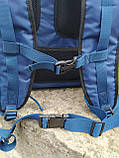 Рюкзак, термосумка для доставки їжі з відділенням для коробок на піцу 32*32 см, фото 5