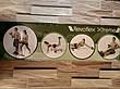 Тренажер Revoflex Xtreme домашний для пресса + 40 упражнений с эспандерами Черно-салатовый (Оригинальные фото), фото 5