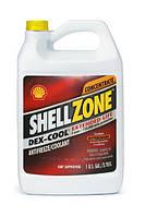 Антифриз концентрат Shell Zone красный 3,78 литра
