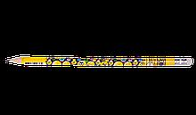 Карандаш графитовый HB с ластиком EMOTIONS,KIDS Line  ZB.2308-20