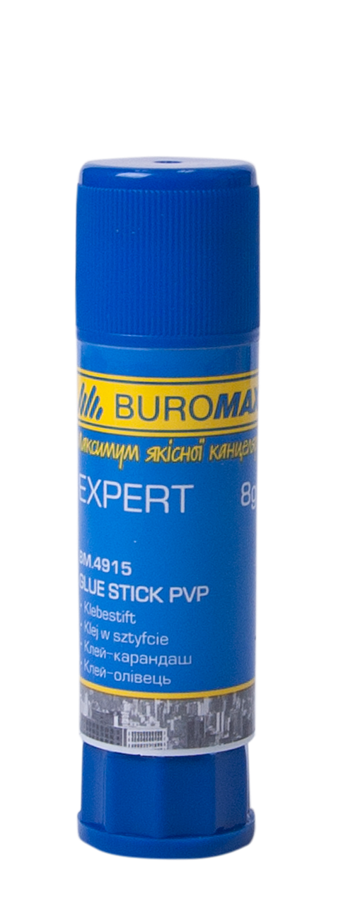 Клей-карандаш EXPERT, 8 г, PVP (BM.4915)