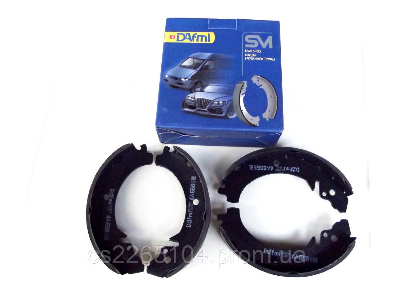 Тормозные колодки задние ВАЗ 2101 Dafmi
