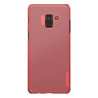 Накладка для Samsung A530 Galaxy A8 2018 Nillkin Air Case Red