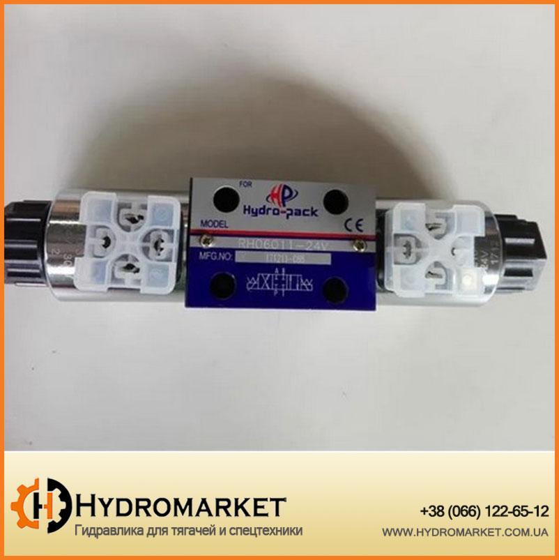 Гидрораспределитель соленоидный электромагнитный Z RH06011 24V