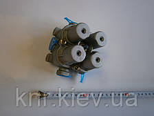 Клапан защитный 4-х контурный FAW-1051,1061 (Фав)