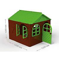 """DOLONI-TOYS """"Будинок з шторками"""" артикул 02550/4"""