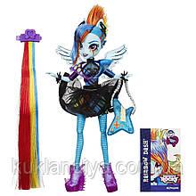 Кукла Радуга Реинбоу рокс - My Little Pony Equestria Girls Rainbow Rocks