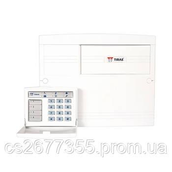 Пультовий прилад охоронної сигналізації з вбудованим GSM-модулем для невеликих об'єктів Оріон-4Т.3.2