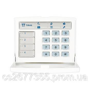 """Світлодіодна клавіатура для ППКО серії """"Оріон-Т. 3.2"""" (-И.3.2, -ТМ.1, -ТІ.2) Кл-4ТД"""
