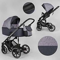 Детская коляска 2 в 1 Expander EXEO  EX-32155 цвет Purple, ткань с водоотталкивающей пропиткой