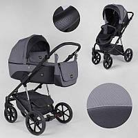Детская коляска 2 в 1 Expander MODO M-42392 цвет Graphite, водоотталкивающая ткань