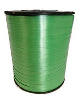 0,5 см (300 м) Лента для шаров зеленая полипропиленовая