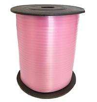 0,5 см (300 м) Лента для шаров розовая полипропиленовая