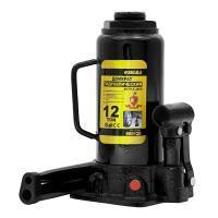 Домкрат гидравлический бутылочный 12т H 230-465мм SIGMA (6101121)