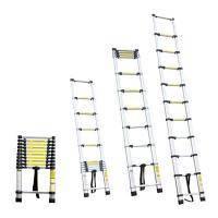 Лестница телескопическая 9 ступенек 2.9м SIGMA (5033334)