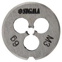Плашка М3?0,5мм SIGMA (1604081)