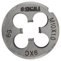 Плашка М10?1,0мм SIGMA (1604261)