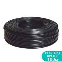 Кабель электрический для скважинных насосов H07RN -F круглый (3?1.5мм?) 100м DONGYIN (779935)