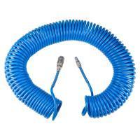 Шланг спиральный полиуретановый (PU) 20м 5.5?8мм SIGMA (7012041)