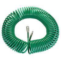Шланг спиральный полиуретановый (PU) 20м 6.5?10мм REFINE (7012191)