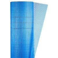 Стеклосетка штукатурная щелочестойкая синяя 160г/м2 5?5мм 1?50м SIGMA (8406691)