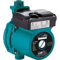 """Насос для повышения давления 123Вт Hmax 9м Qmax 25л/мин ??\"""" 160мм + гайки ??\"""" LEO 3.0 (774741)"""