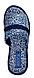 Тапки женские Белста  узор открытые. Оригинал размер 41, фото 2