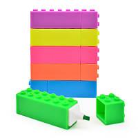 """Набор маркеров текстовыделитель """"Лего"""" 6цв ST00751 (400наб)"""
