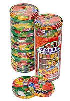 """Крышка закаточная винтовая твист-офф 82 (100 шт) цветная для консервации """"Ассорти"""" Полинка"""