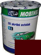 Автокраска, автоэмаль акриловая Яшма 140