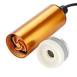 Насос топливоперекачивающий, занурювальний, з фільтром, в алюмінієвому корпусі 50мм. REWOLT (RE SL017-12V), фото 6