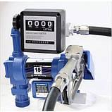 Насос для перекачки бензина REWOLT ATEX RE SLEX76 56л/мин 12В, фото 4