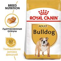 Корм для бульдога ROYAL CANIN BULLDOG ADULT 3 кг