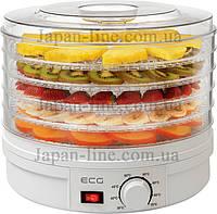 Сушка для овощей и фруктов ECG SO 375