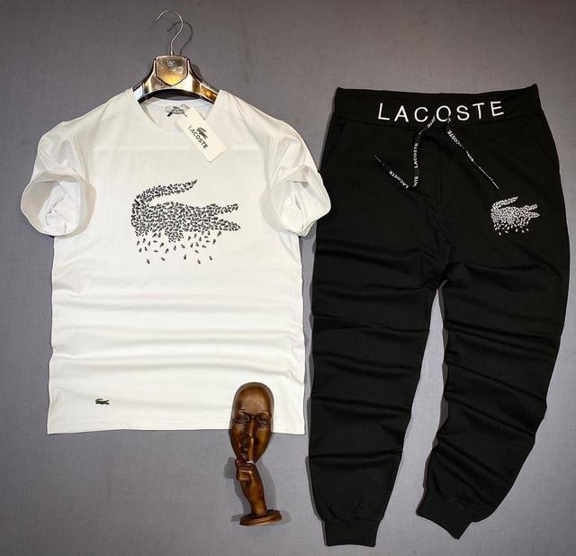 Cпортивный костюм летний Lacoste