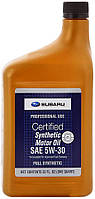 Моторное масло Subaru Motor Oil 5W-30 0,946л
