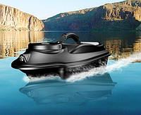 Прикормочныйкораблик Boatman ACTOR 10A для рыбалки, завоза прикормки, наживки 2 бункера, 2 скорости